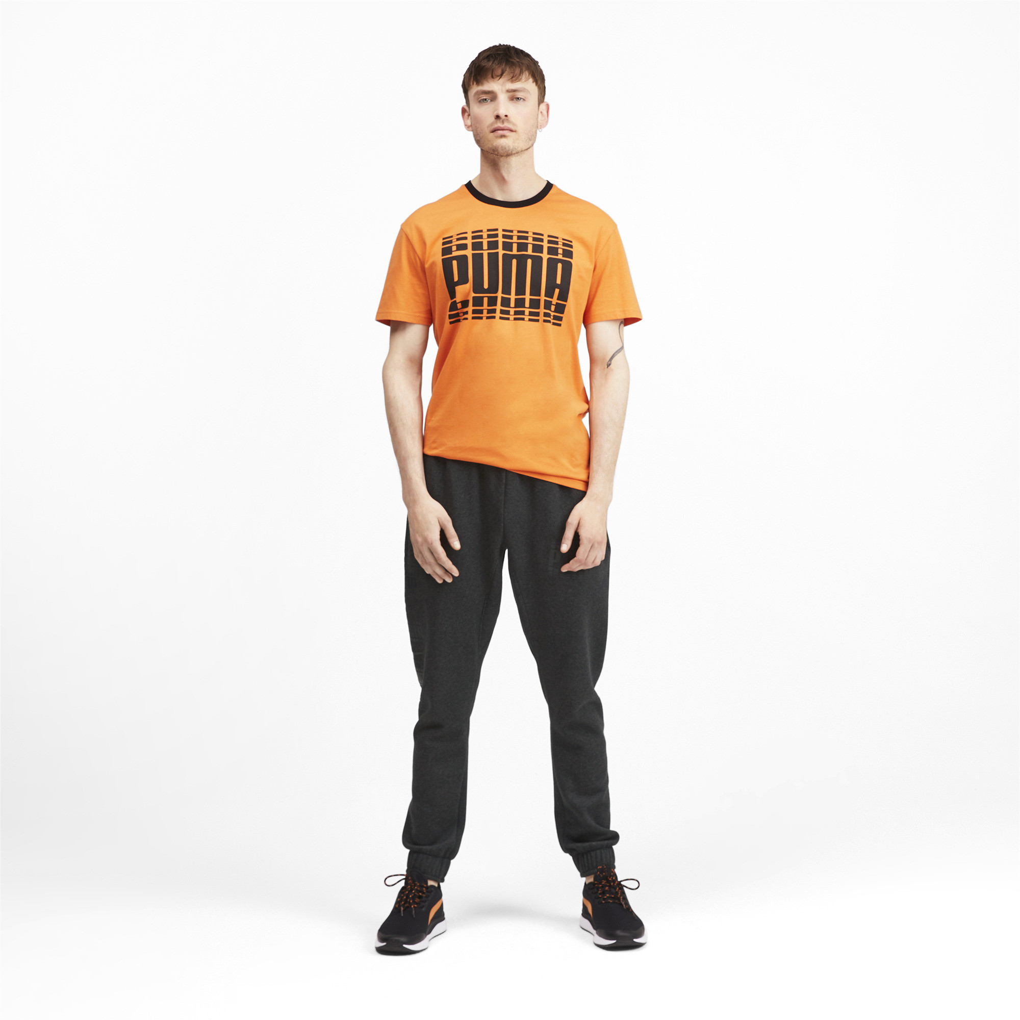 PUMA-Rebel-Bold-Men-039-s-Sweatpants-Men-Knitted-Pants-Basics thumbnail 16