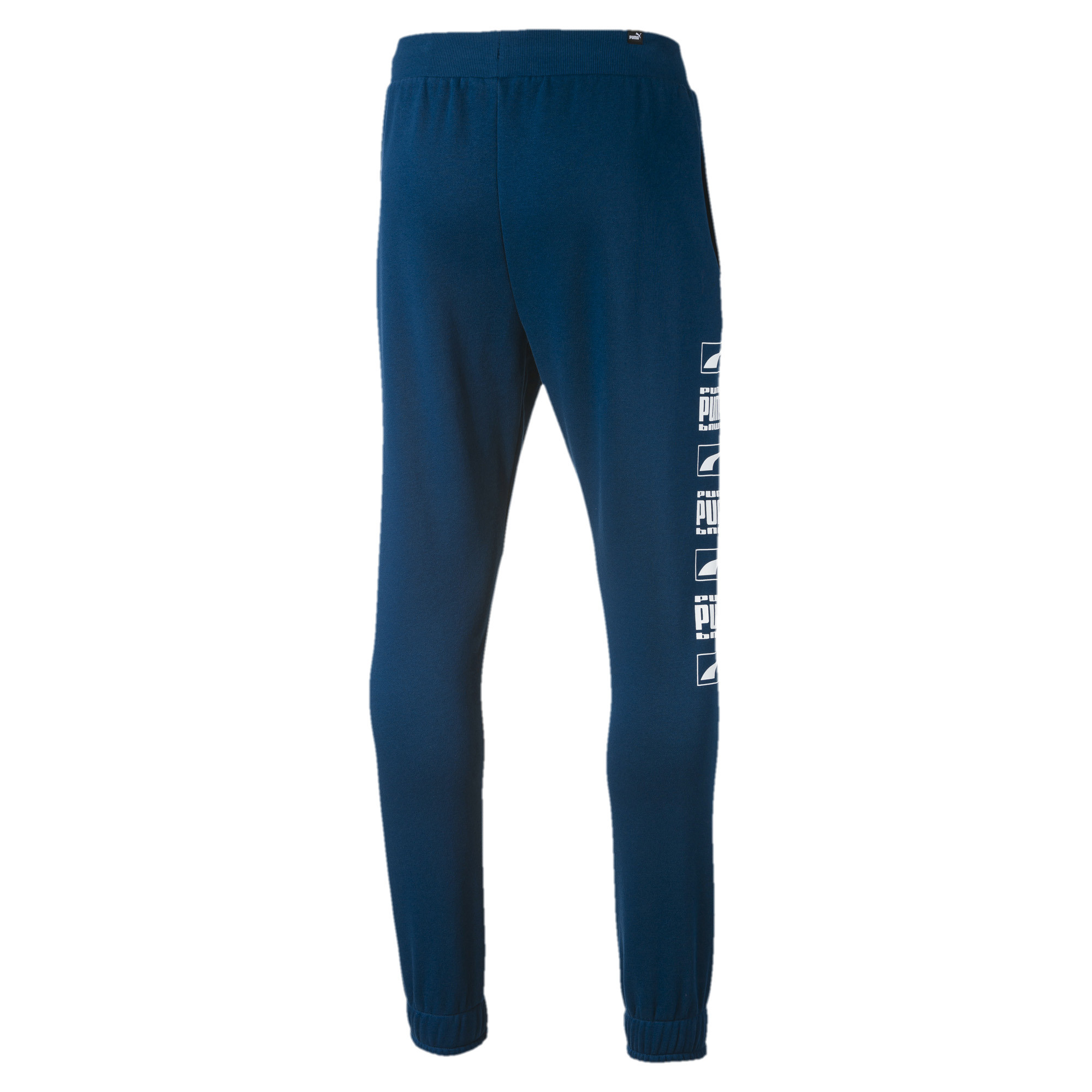PUMA-Rebel-Bold-Men-039-s-Sweatpants-Men-Knitted-Pants-Basics thumbnail 3
