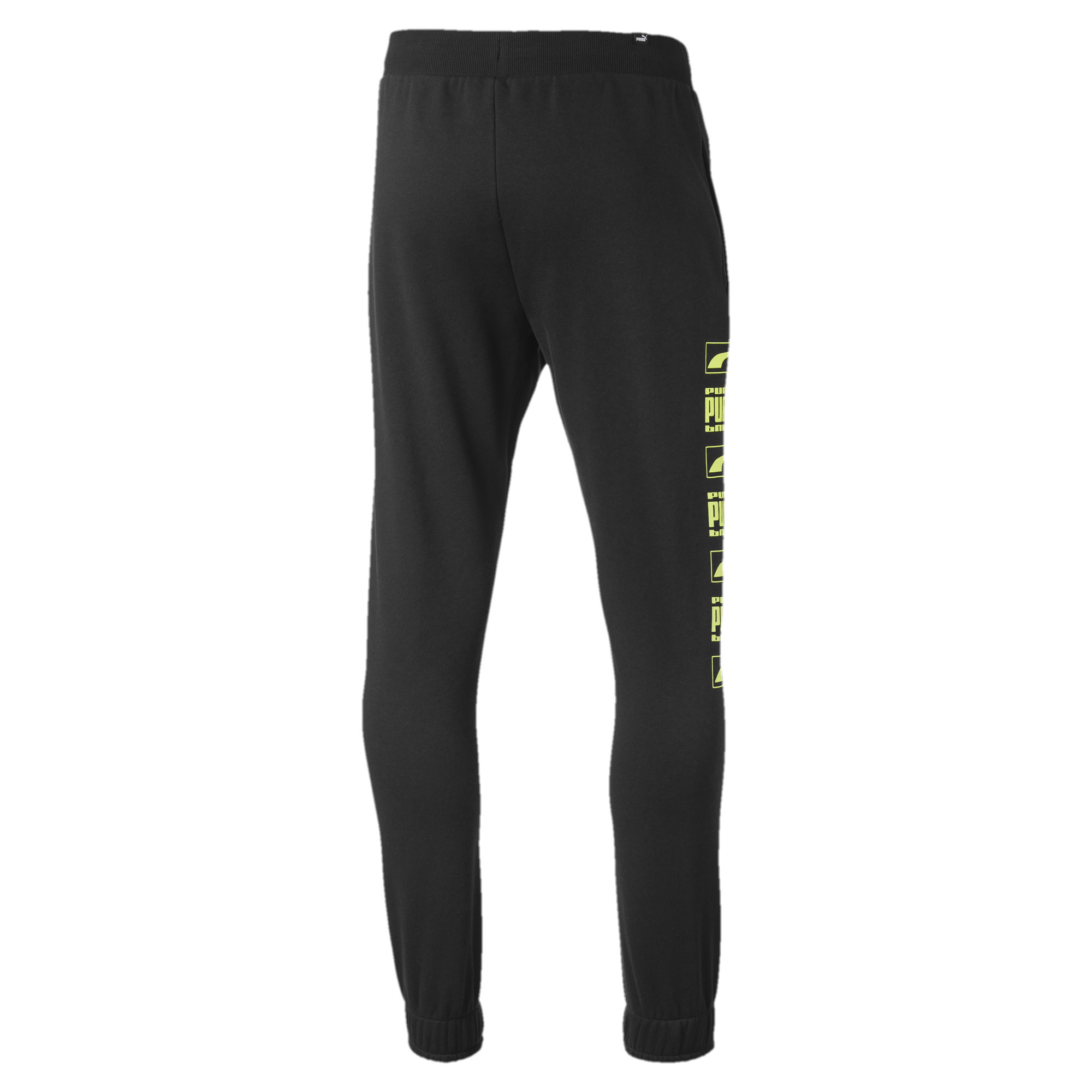 PUMA-Rebel-Bold-Men-039-s-Sweatpants-Men-Knitted-Pants-Basics thumbnail 8