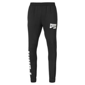 Miniatura 1 de Pantalones Rebel Bold para hombre, Puma Black, mediano