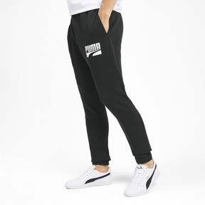 Miniatura 2 de Pantalones Rebel Bold para hombre, Puma Black, mediano