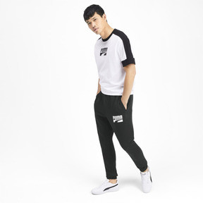 Miniatura 4 de Pantalones Rebel Bold para hombre, Puma Black, mediano