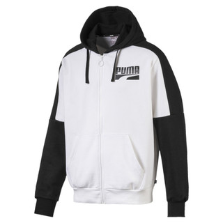 Image Puma Rebel Block Full Zip Men's Hoodie