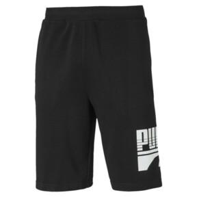 Miniatura 1 de Shorts Rebel para hombre, Puma Black, mediano