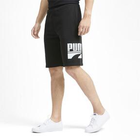 Miniatura 2 de Shorts Rebel para hombre, Puma Black, mediano