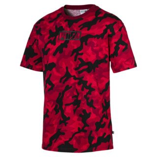 Image Puma Rebel CAMO Graphic Short Sleeve Men's Tee