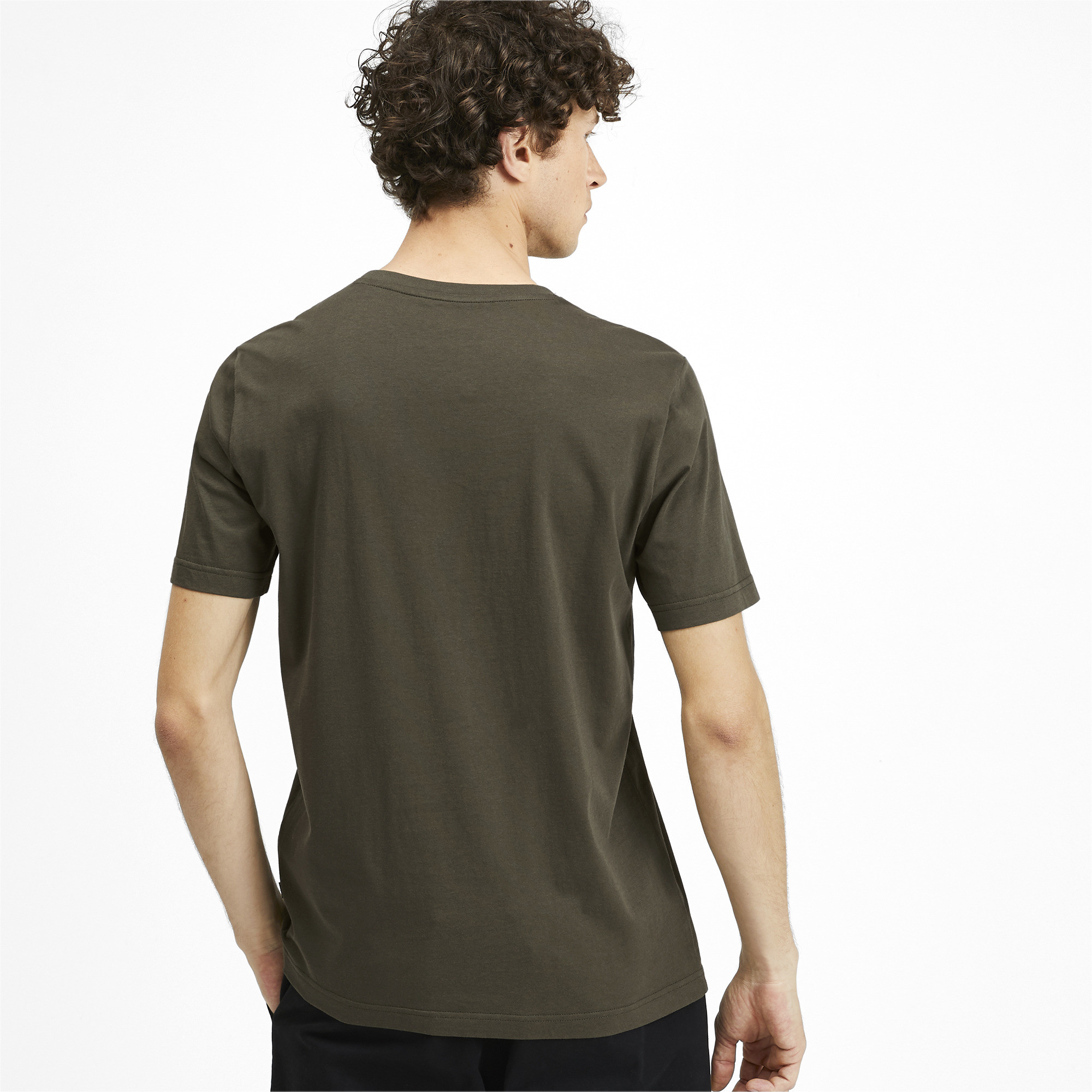 PUMA-Rebel-Camo-Filled-Men-039-s-Tee-Men-Tee-Basics thumbnail 10