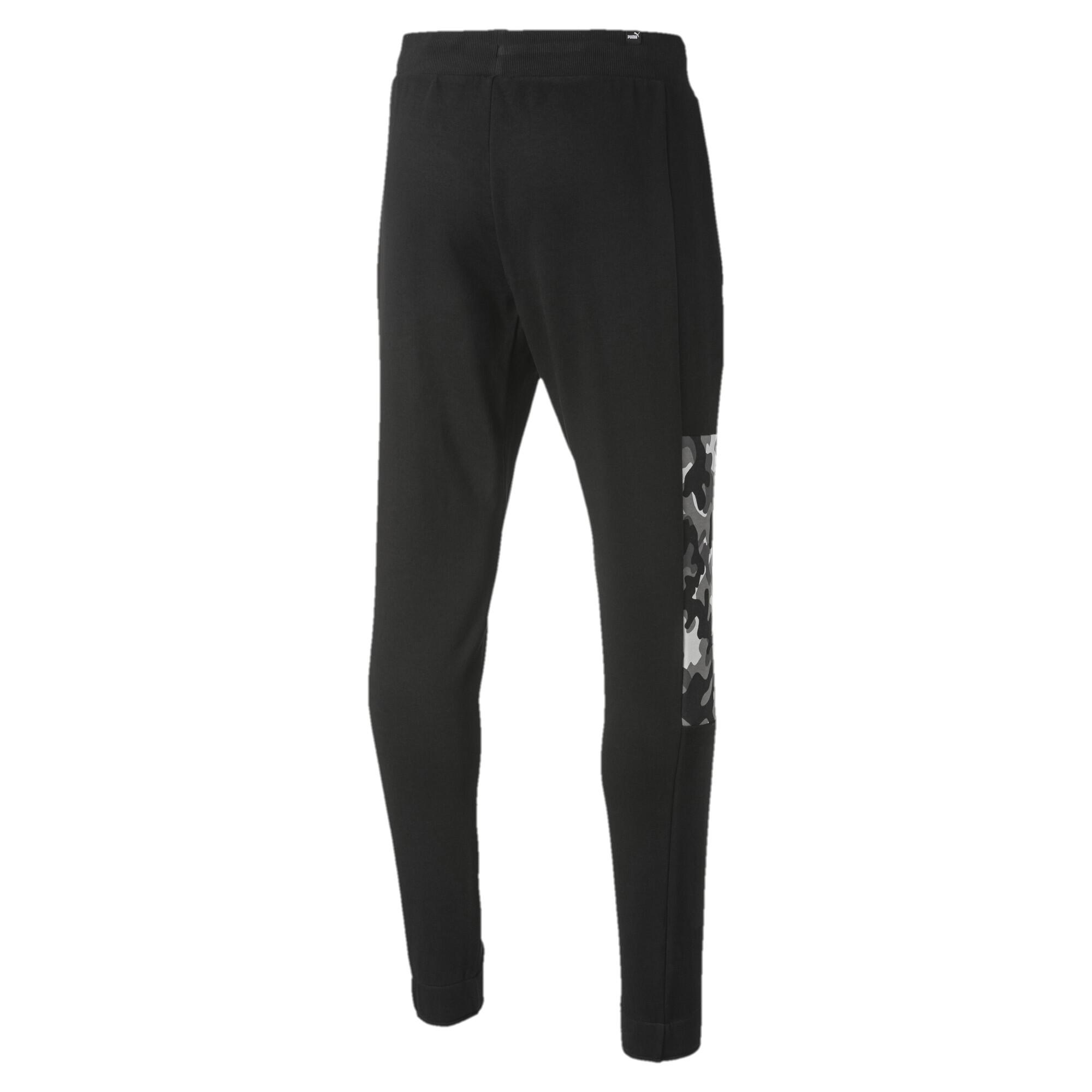 PUMA-Rebel-Camo-Men-039-s-Pants-Men-Knitted-Pants-Basics thumbnail 3
