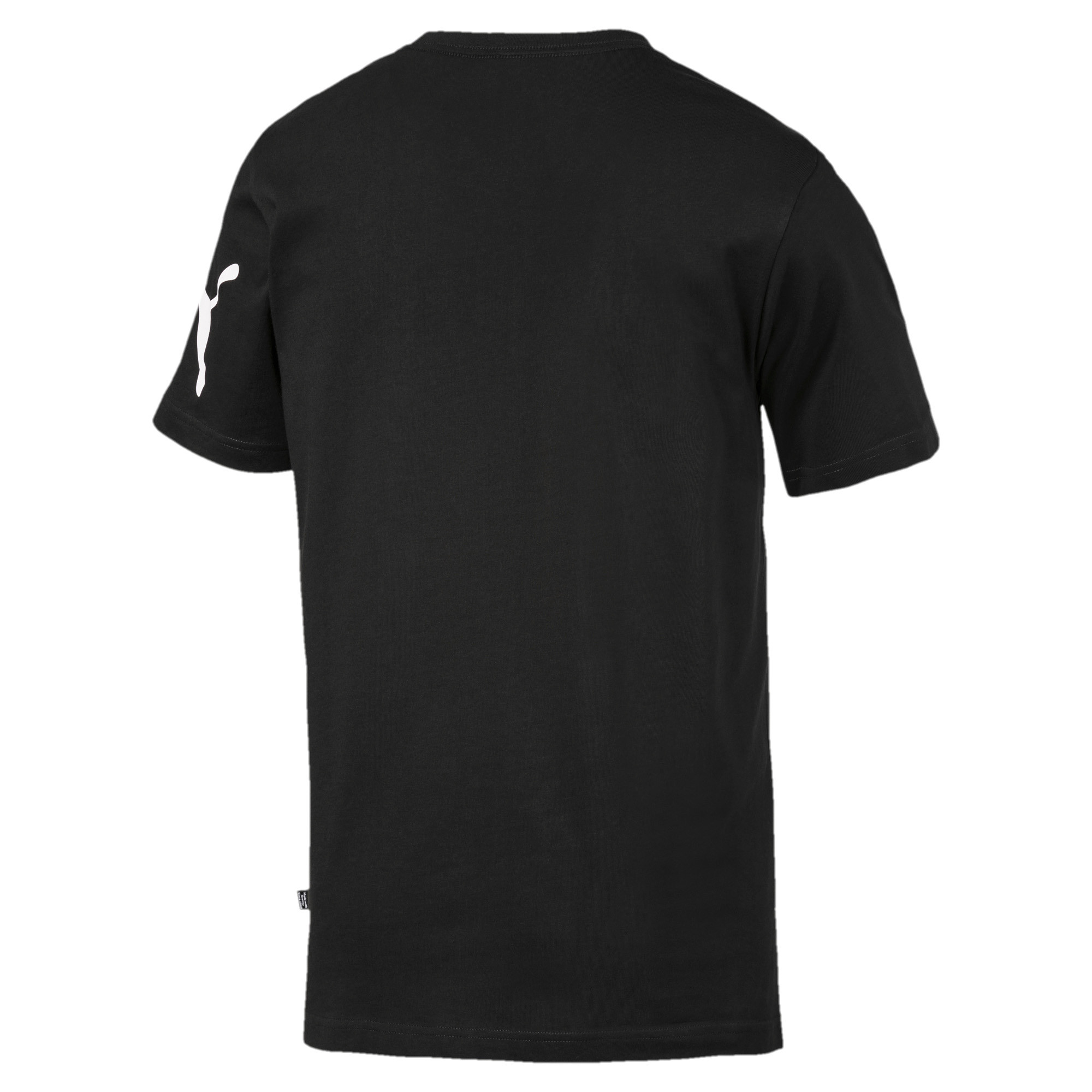 PUMA-Big-Logo-Men-039-s-Tee-Men-Tee-Basics thumbnail 9