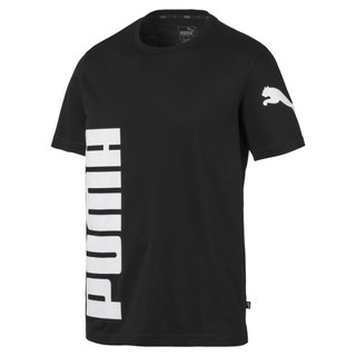 Image Puma Big Logo Graphic Short Sleeve Men's Tee