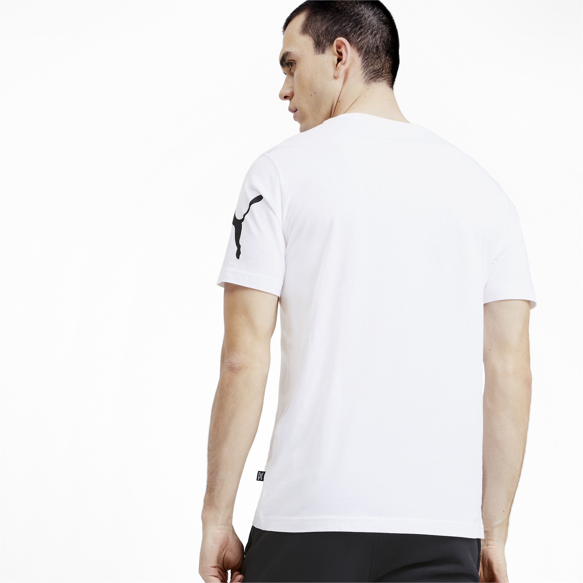 PUMA-Big-Logo-Men-039-s-Tee-Men-Tee-Basics thumbnail 29