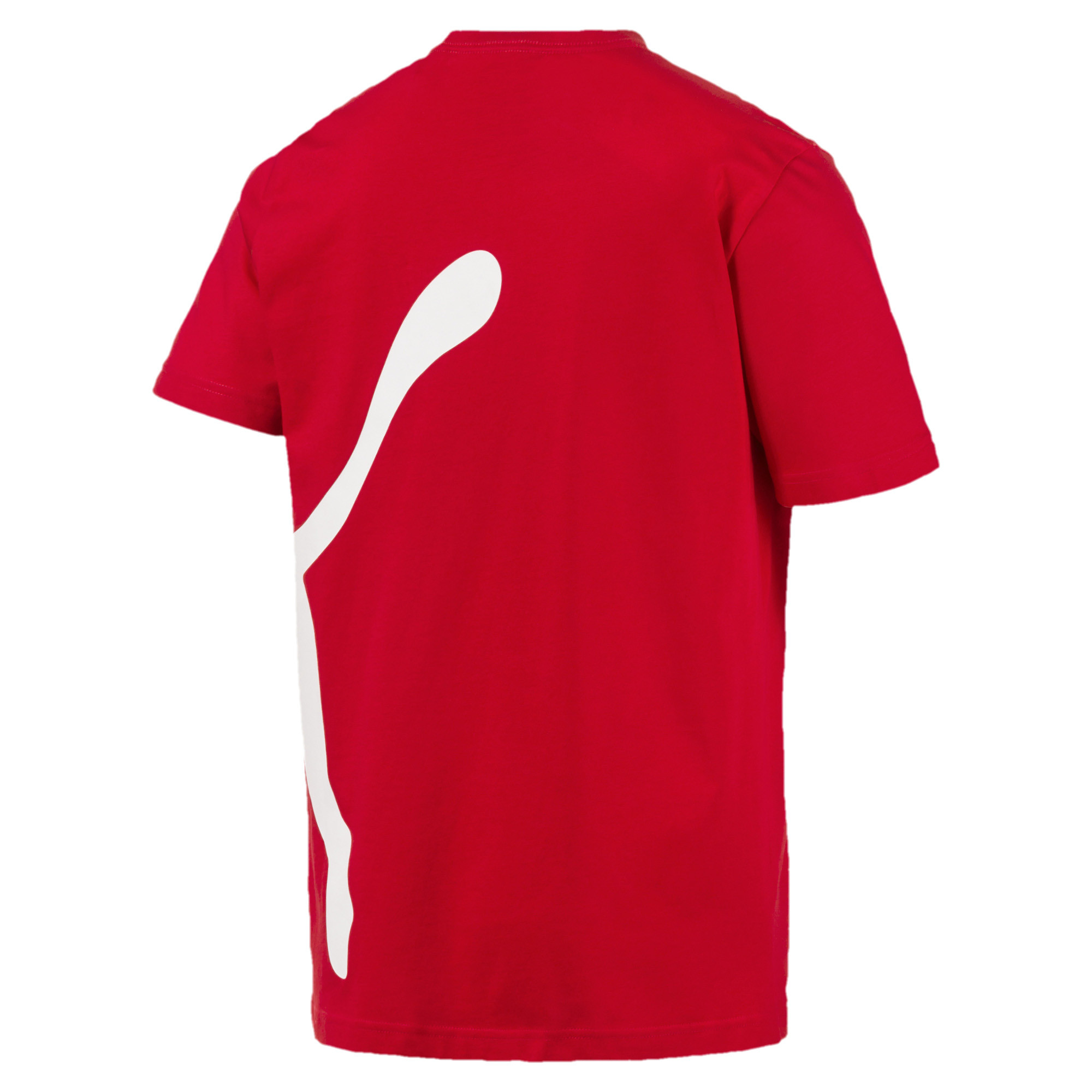 PUMA-Big-Logo-Men-039-s-Tee-Men-Tee-Basics thumbnail 13