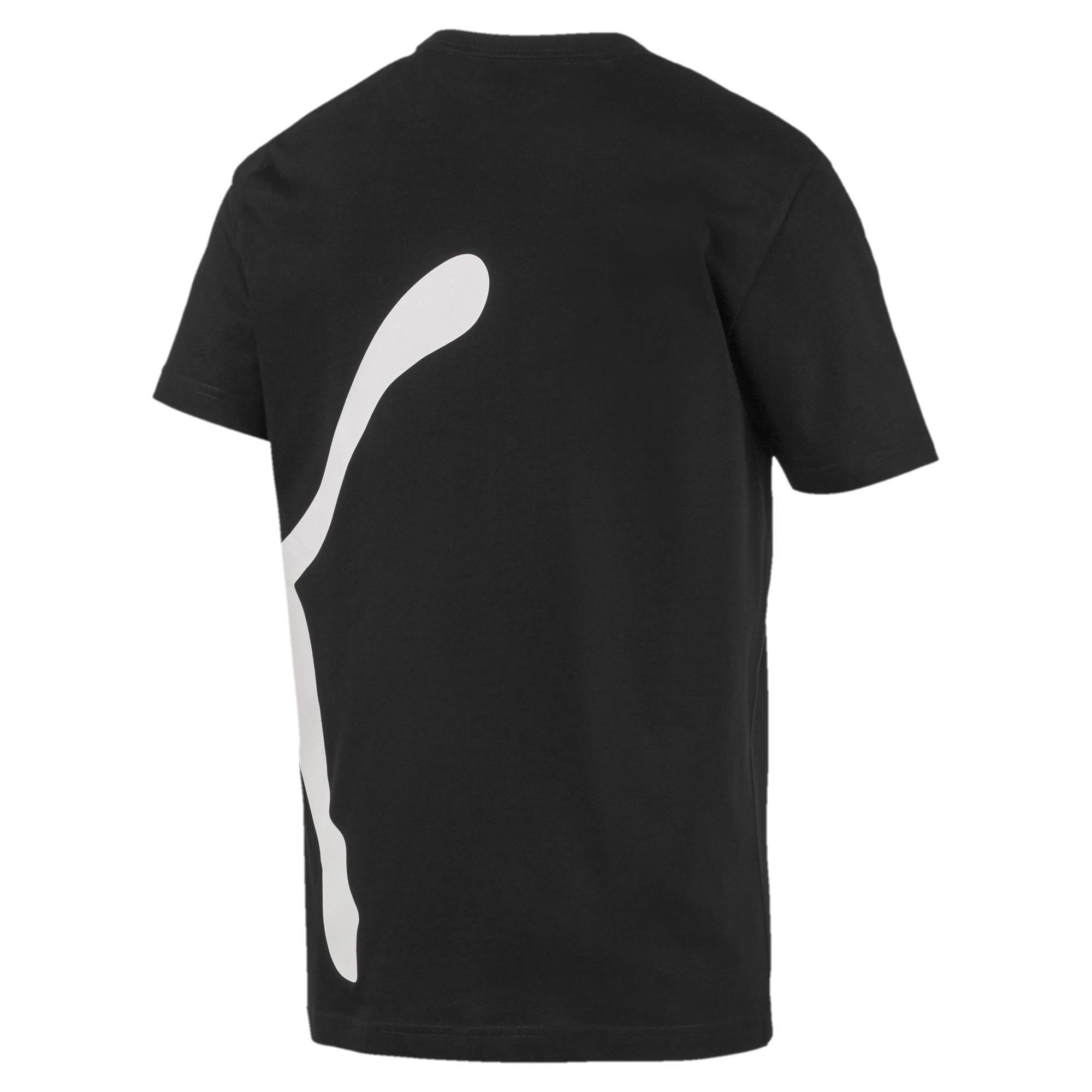 PUMA-Big-Logo-Men-039-s-Tee-Men-Tee-Basics thumbnail 5