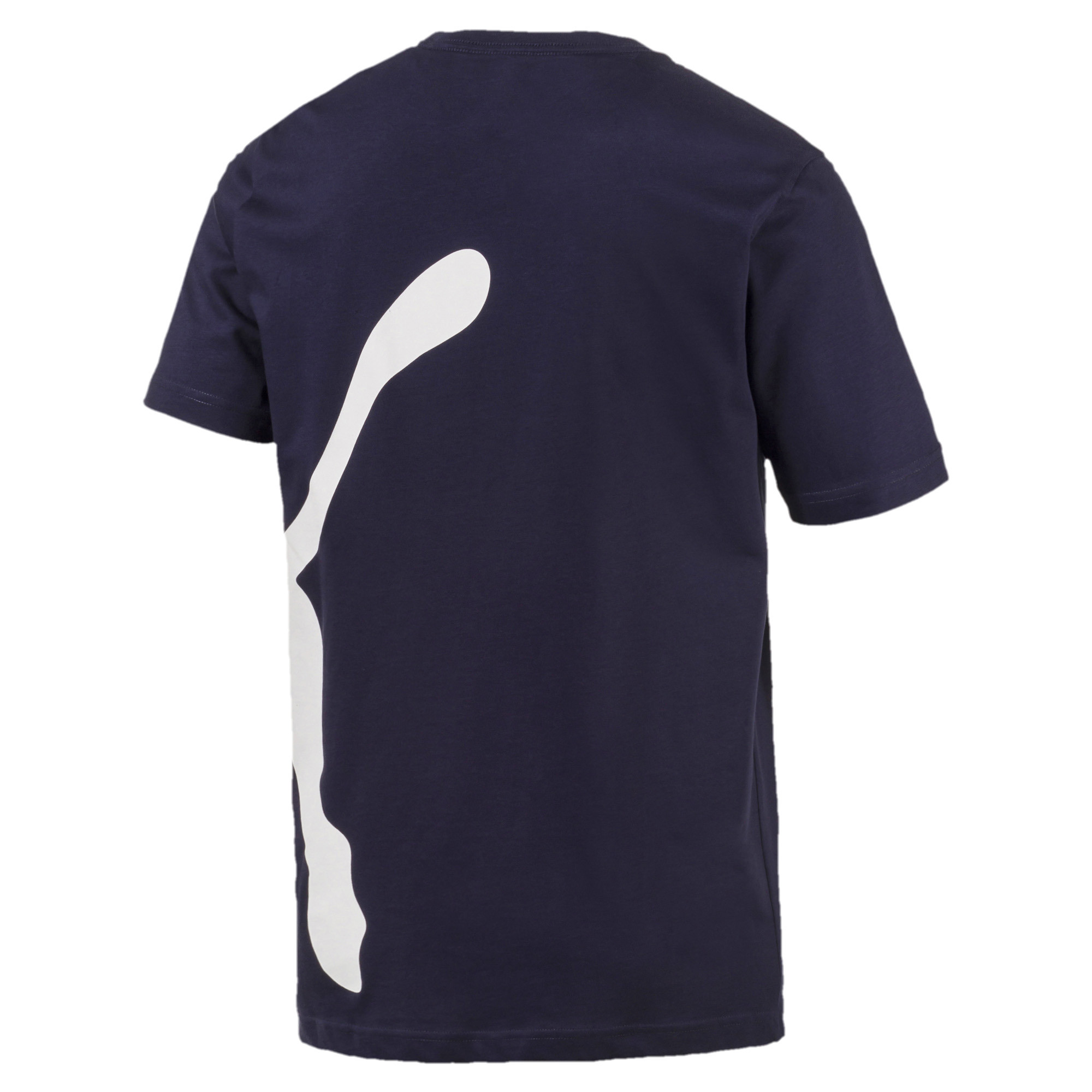 PUMA-Big-Logo-Men-039-s-Tee-Men-Tee-Basics thumbnail 7