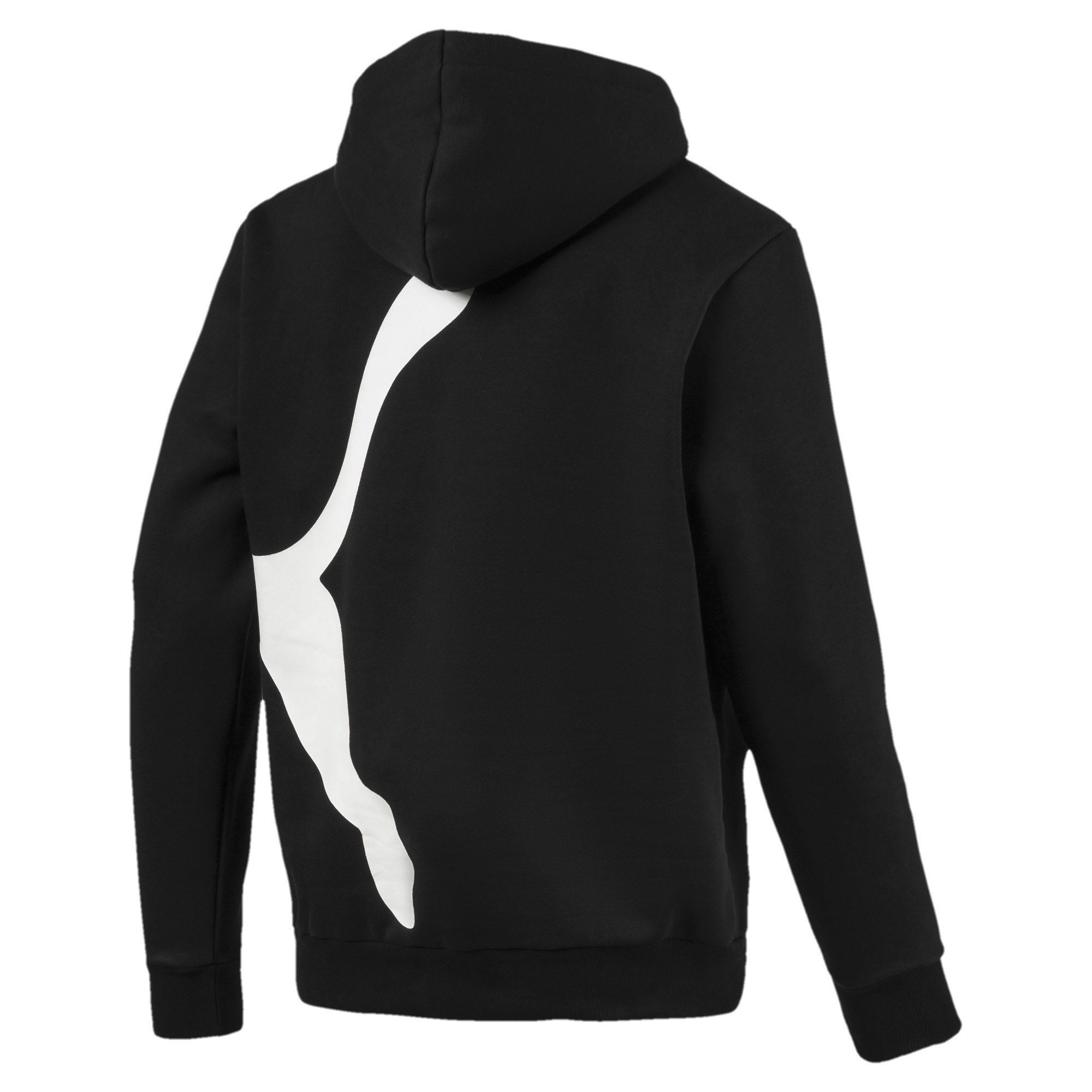 PUMA-Big-Logo-Men-039-s-Fleece-Hoodie-Men-Sweat-Basics thumbnail 8