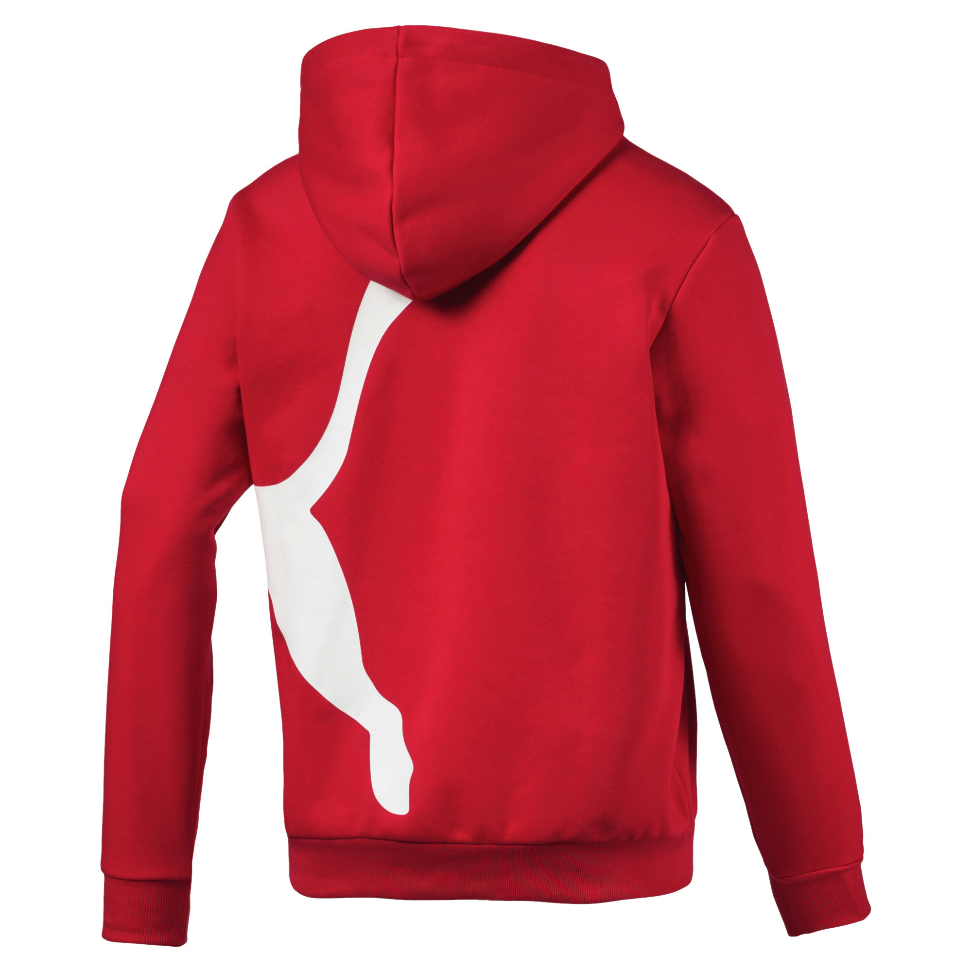 PUMA-Big-Logo-Men-039-s-Fleece-Hoodie-Men-Sweat-Basics thumbnail 13