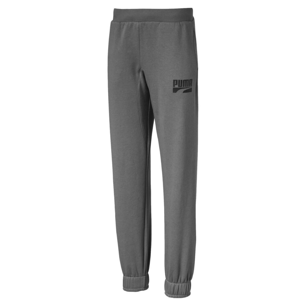 Image PUMA Rebel Boys' Sweat Pants #1