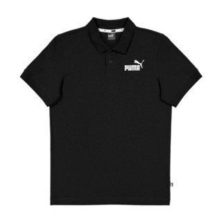 Image Puma Essential Pique Boys' Polo Shirt