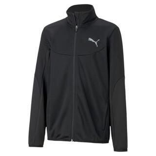 Изображение Puma Детская олимпийка Active Sports Poly Jacket