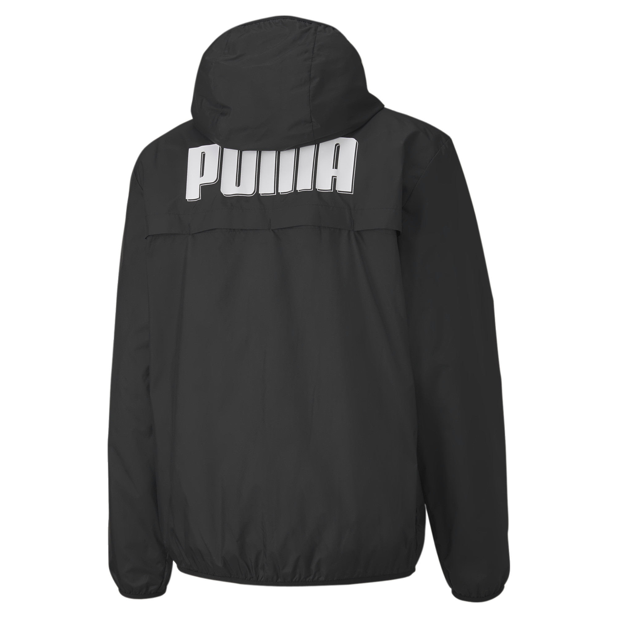 PUMA-Men-039-s-Essentials-Rebel-Windbreaker thumbnail 3