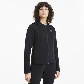 Image Puma Evostripe Full Zip Women's Hoodie