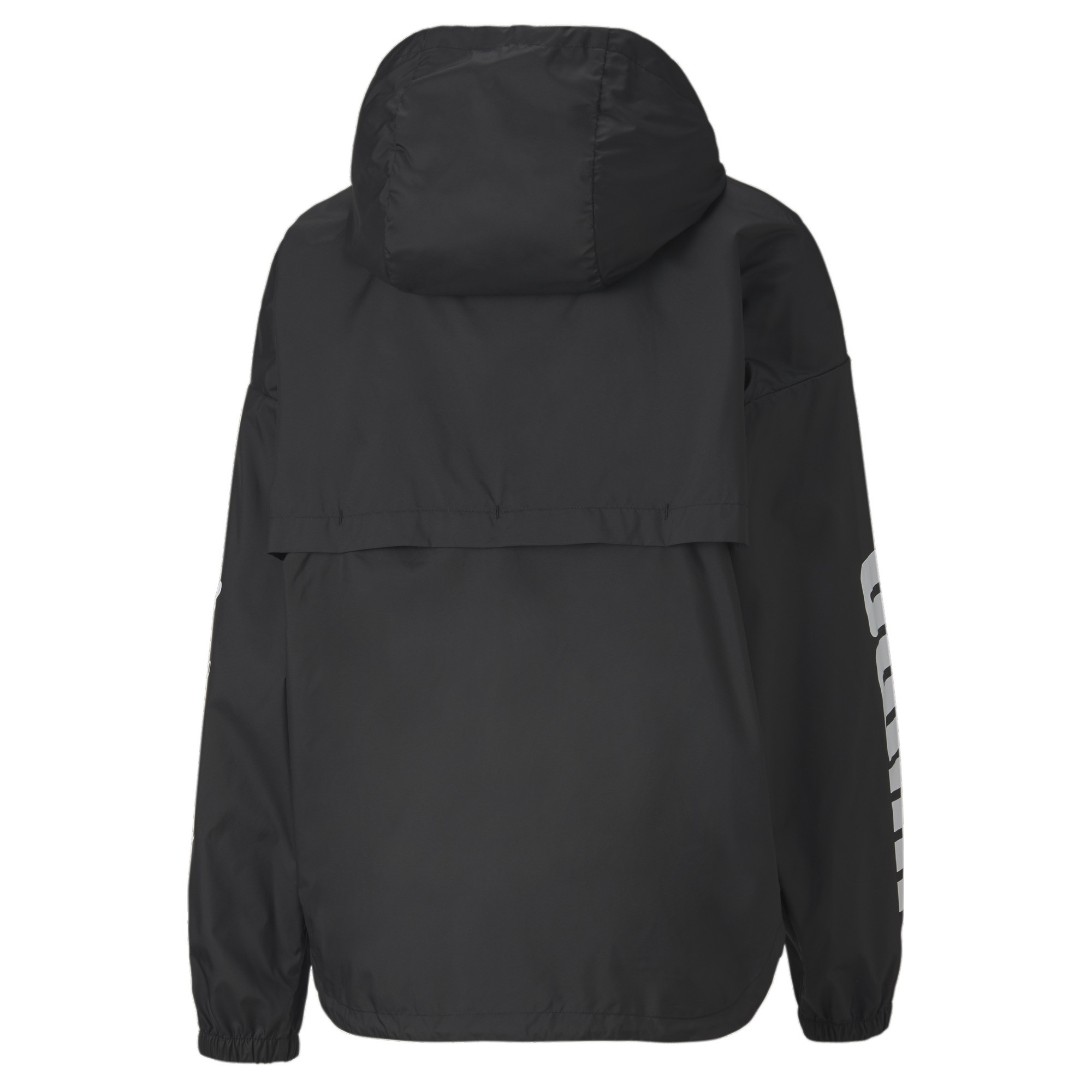 PUMA-Women-039-s-Half-Zip-Windbreaker thumbnail 3