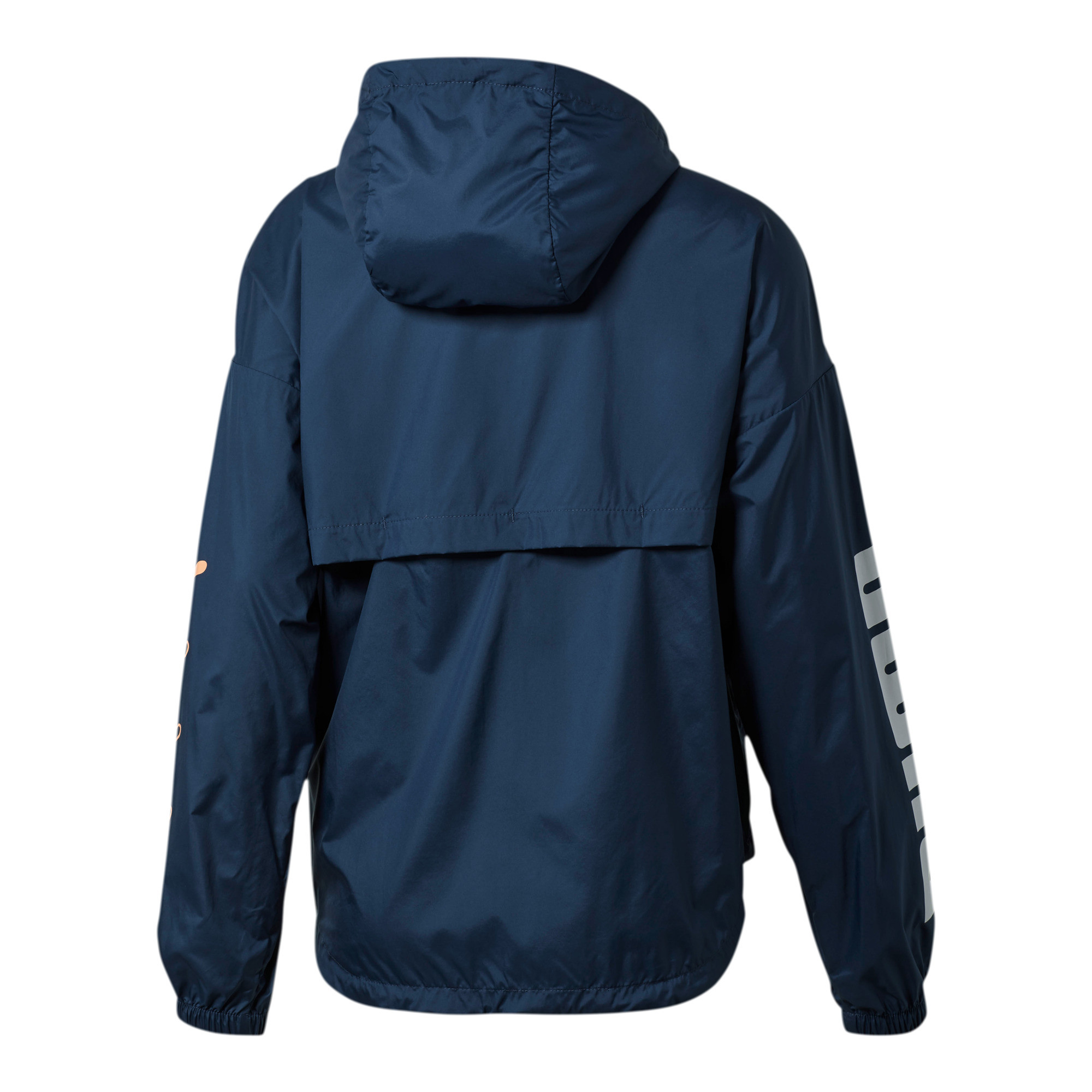 PUMA-Women-039-s-Half-Zip-Windbreaker thumbnail 8