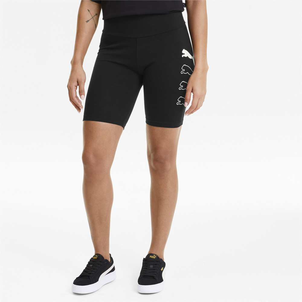 Image PUMA Rebel Tight Women's Shorts #1