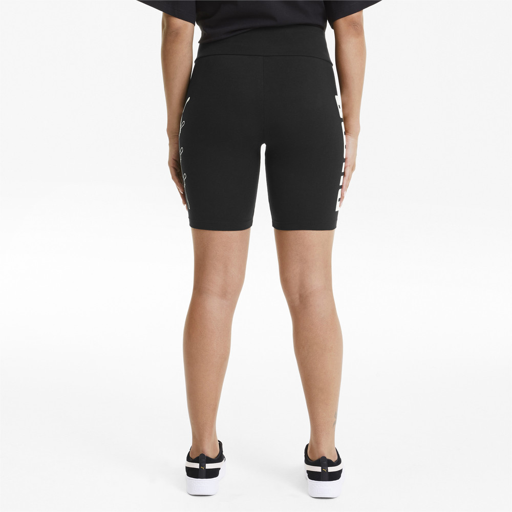 Image PUMA Rebel Tight Women's Shorts #2