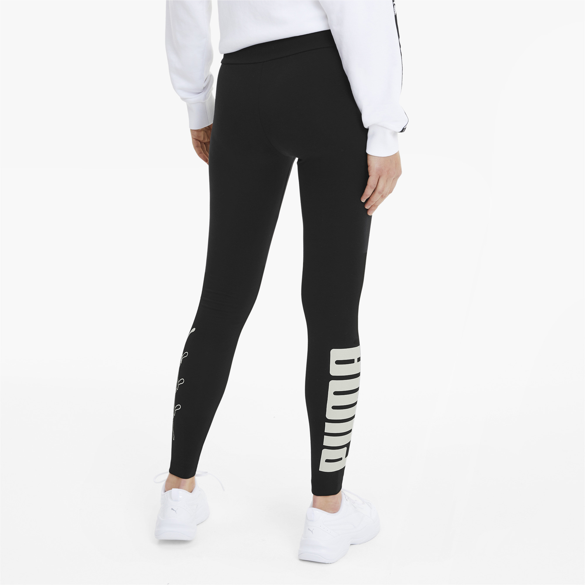 PUMA-Rebel-Women-039-s-Leggings-Women-Basics thumbnail 10