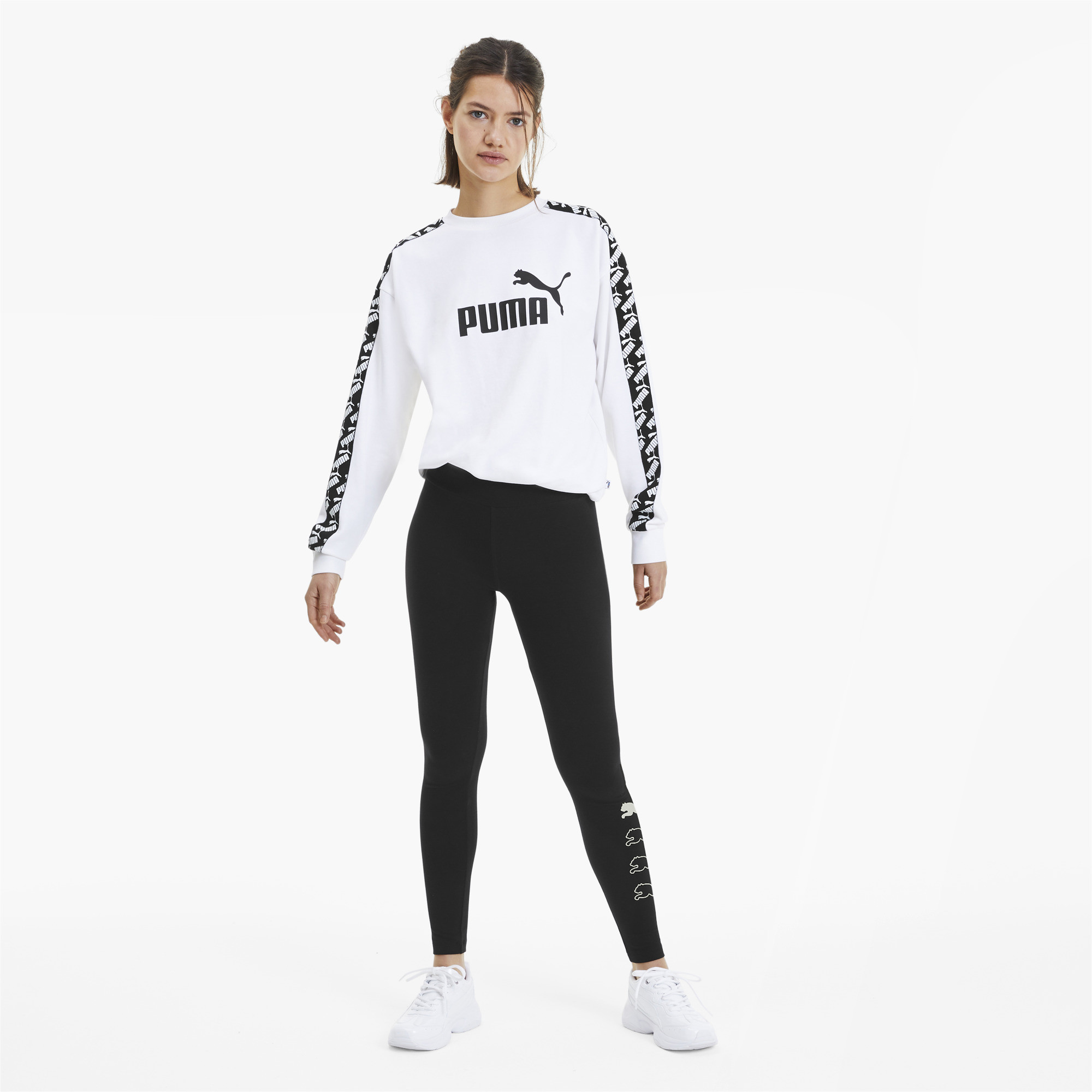 PUMA-Rebel-Women-039-s-Leggings-Women-Basics thumbnail 11