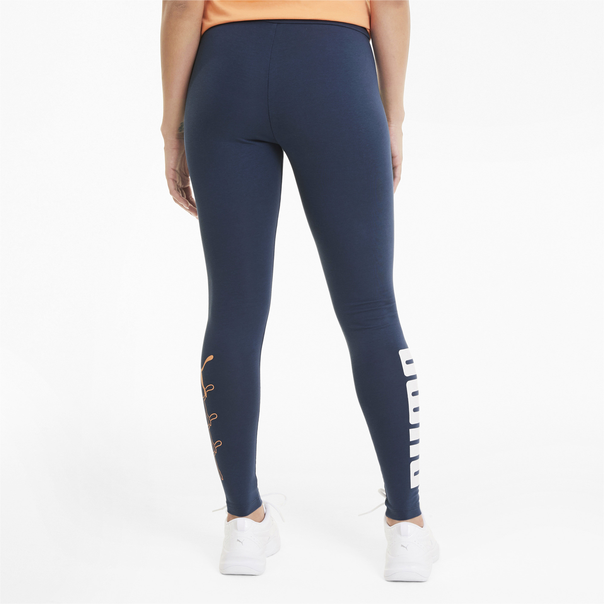 PUMA-Rebel-Women-039-s-Leggings-Women-Basics thumbnail 5