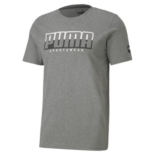 Image PUMA Athletics Big Logo Men's Tee