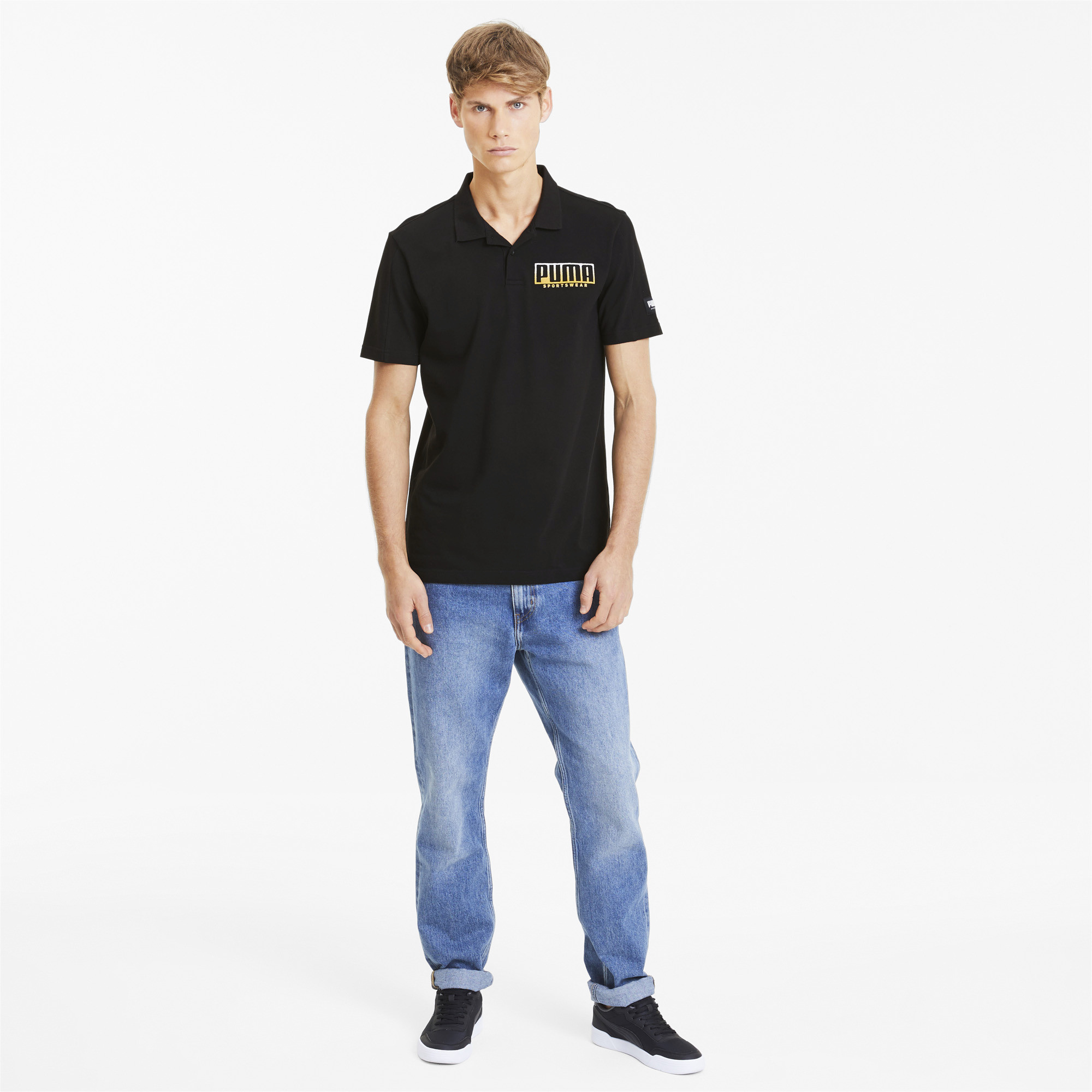 PUMA-Men-039-s-Athletics-Polo miniature 16
