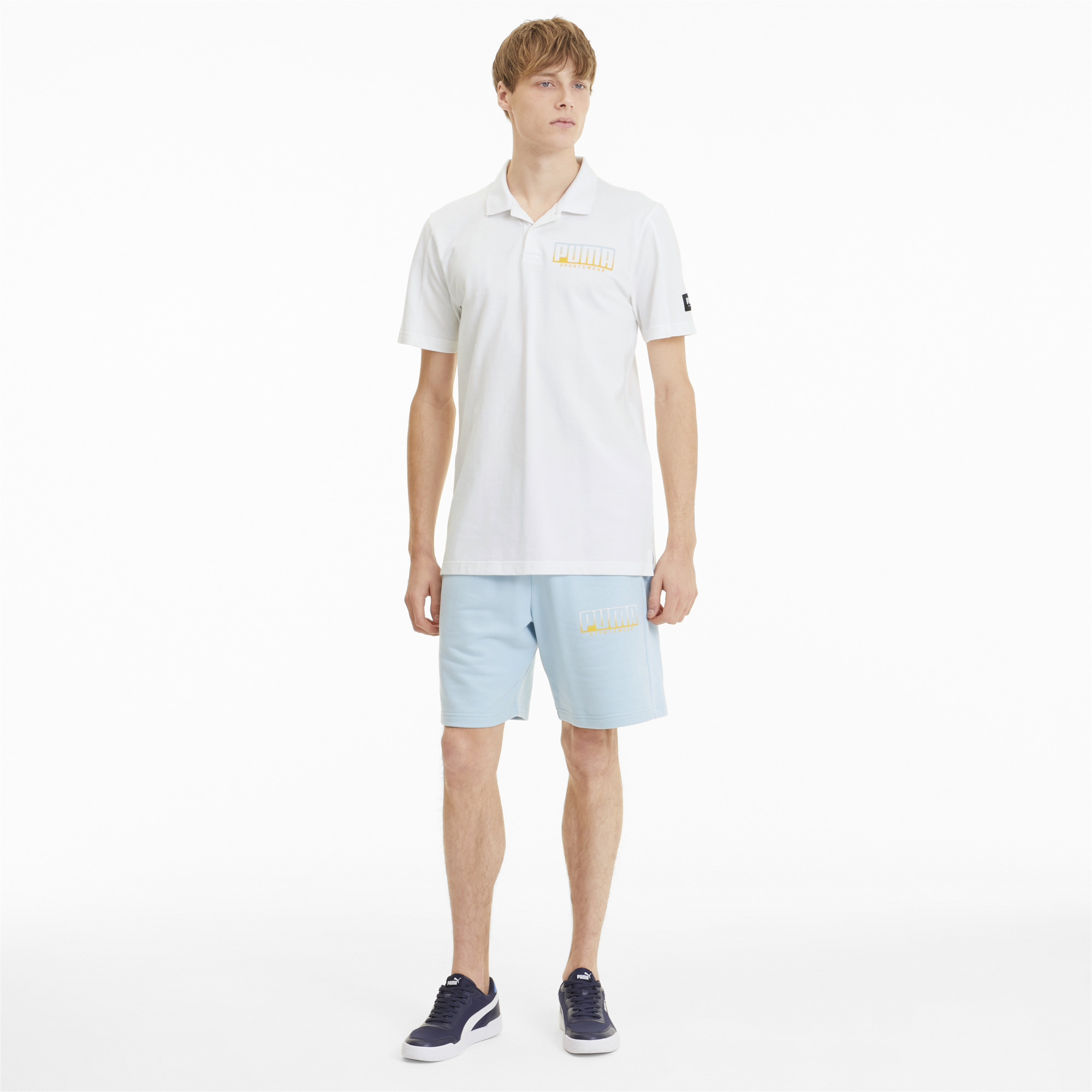PUMA-Men-039-s-Athletics-Polo miniature 11