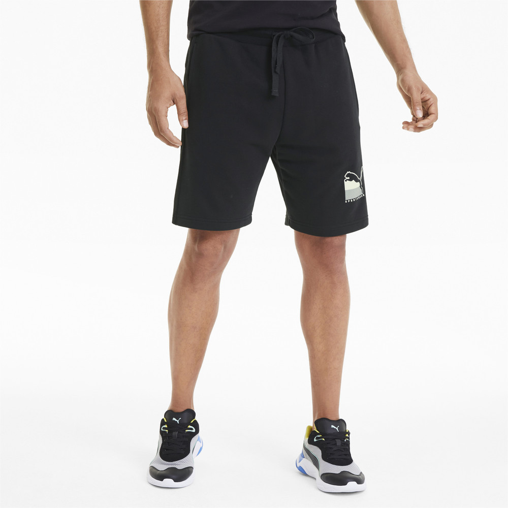 Зображення Puma Шорти ATHLETICS Shorts TR #1