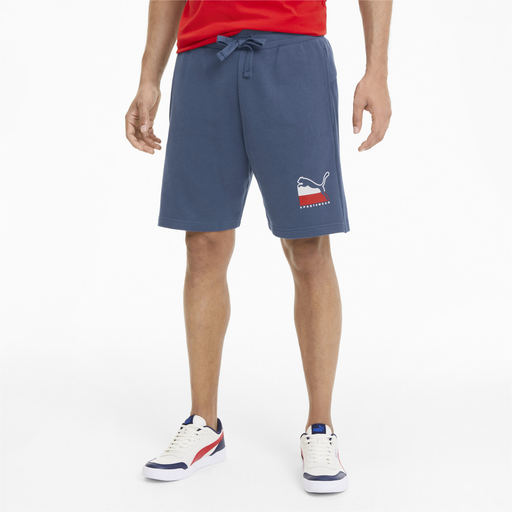 Изображение Puma Шорты ATHLETICS Shorts TR #1