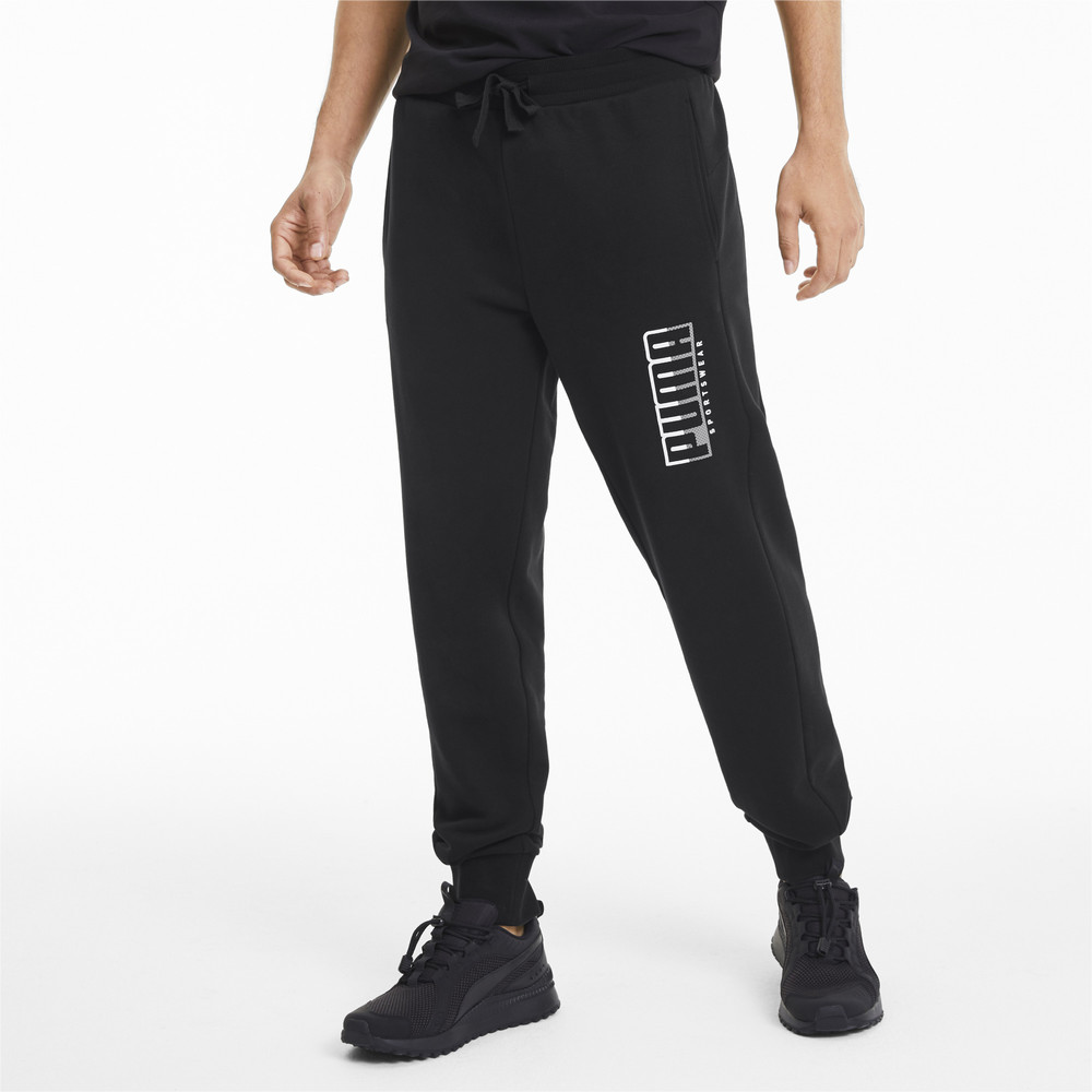Зображення Puma Штани ATHLETICS Pants TR cl #1
