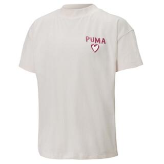 Изображение Puma Детская футболка Alpha Trend Tee G