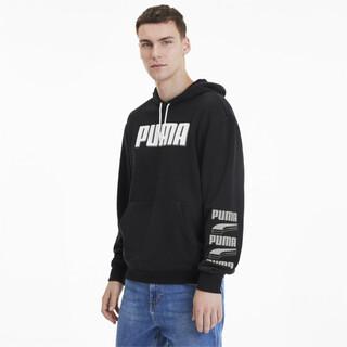 Görüntü Puma Rebel Bold Kapüşonlu Erkek Sweatshirt
