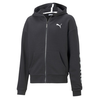 Image PUMA Alpha Girls' Sweat Jacket