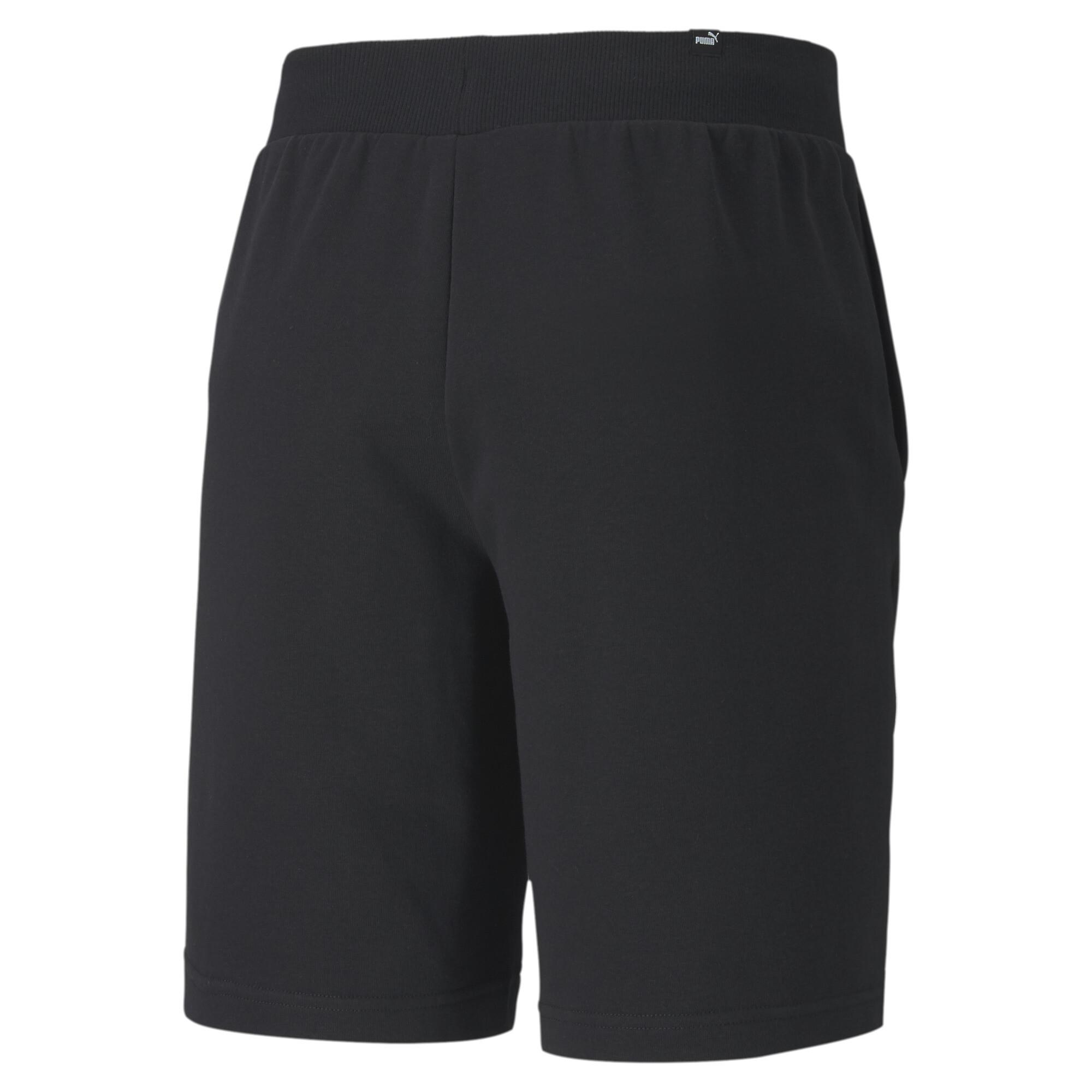 PUMA-Rebel-Block-Men-039-s-Shorts-Men-Knitted-Shorts-Basics thumbnail 3