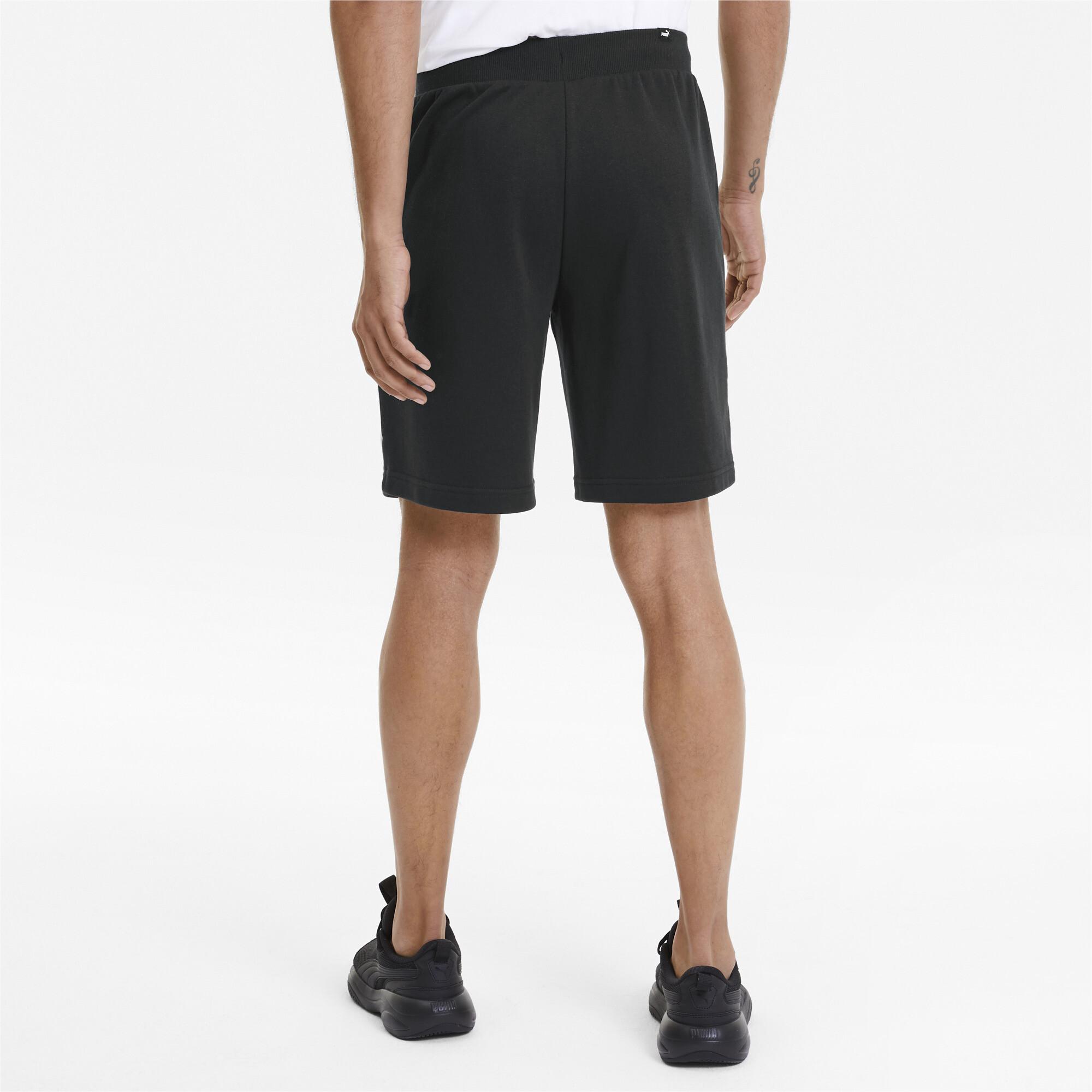 PUMA-Rebel-Block-Men-039-s-Shorts-Men-Knitted-Shorts-Basics thumbnail 5