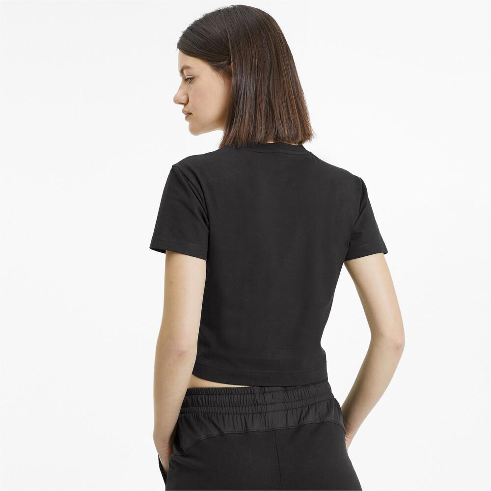 Image PUMA Camiseta Cropped Nu-tility Fitted Feminina #2