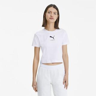 Görüntü Puma NU-TILITY Kısa Kesim Kadın T-Shirt