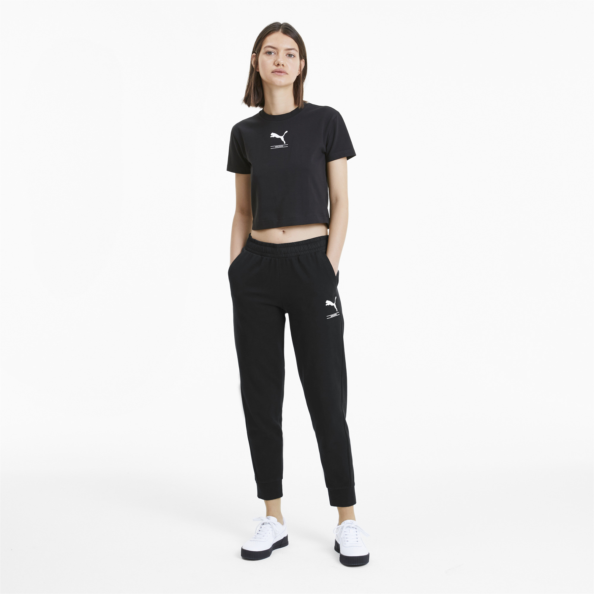 PUMA-Women-039-s-NU-TILITY-Sweatpants thumbnail 13