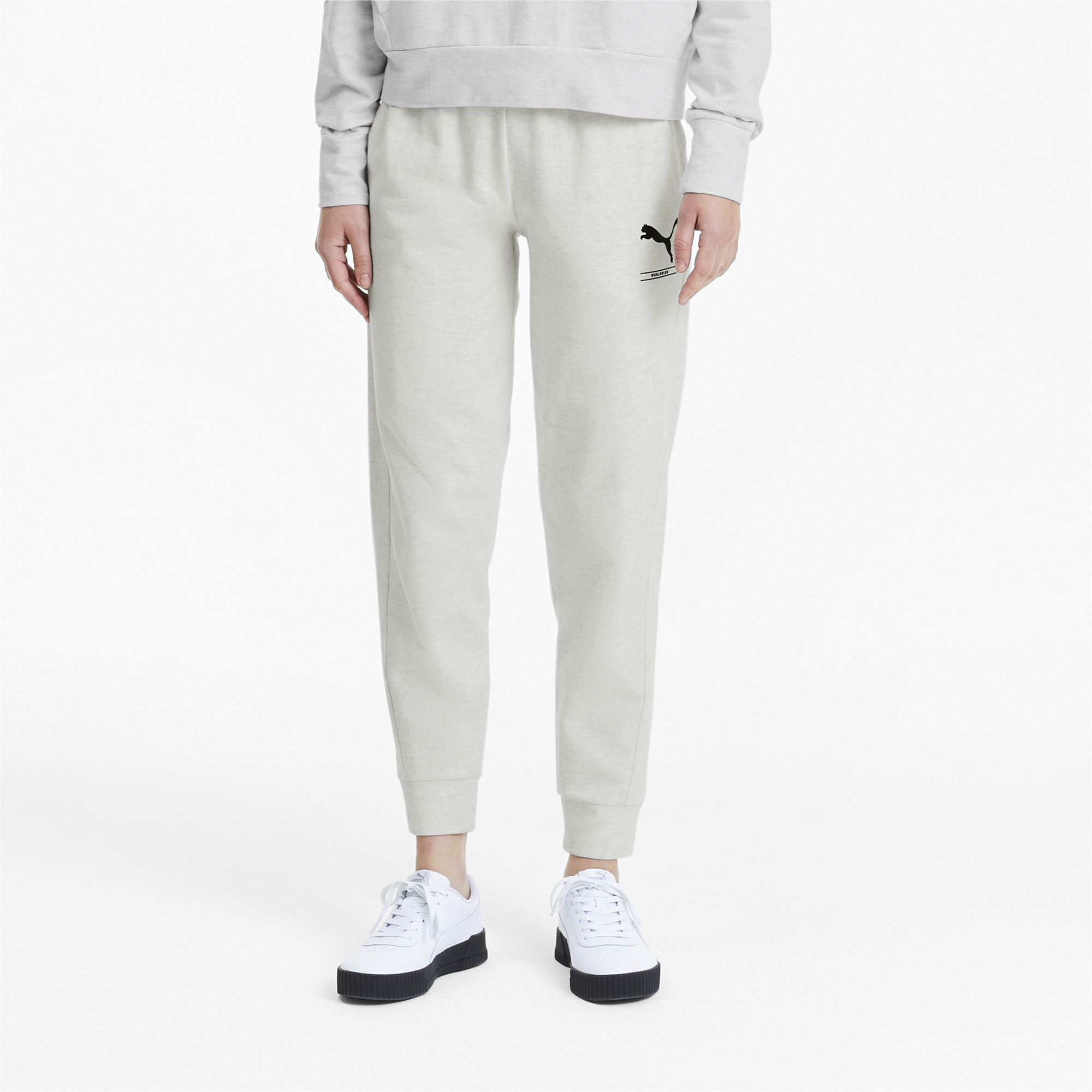 PUMA-Women-039-s-NU-TILITY-Sweatpants thumbnail 4
