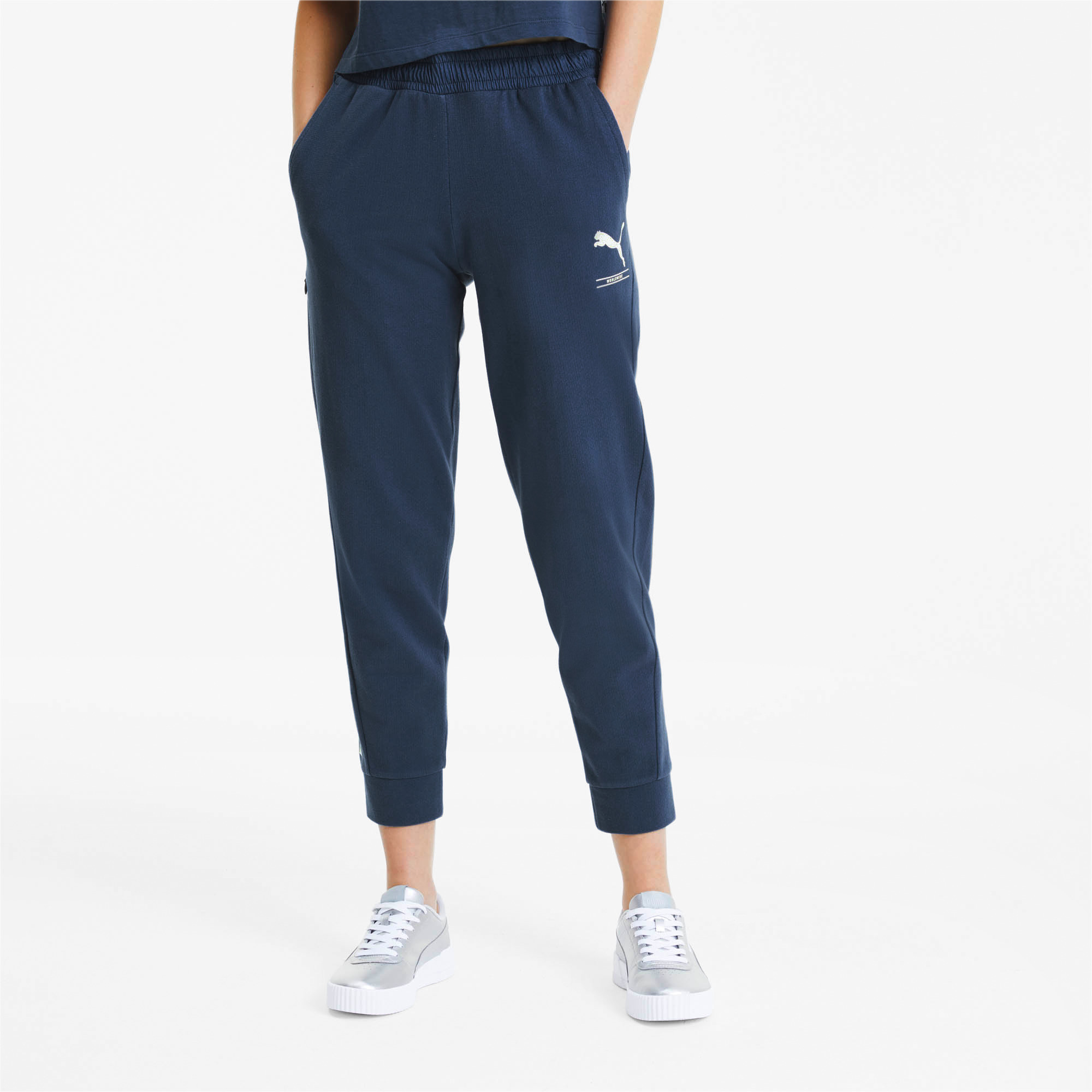 PUMA-Women-039-s-NU-TILITY-Sweatpants thumbnail 18