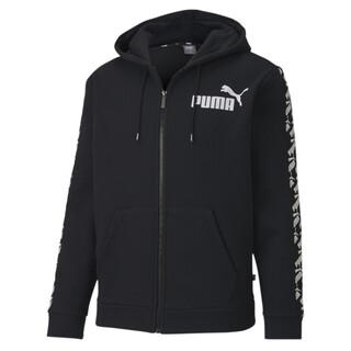 Image PUMA Amplified Fleece Full Zip Men's Hoodie