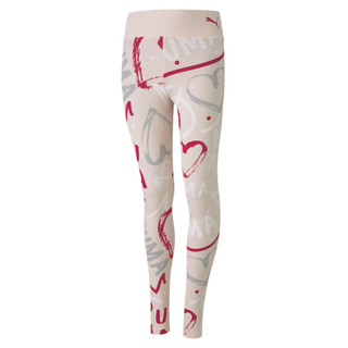 Image PUMA Alpha AOP Girls' Leggings